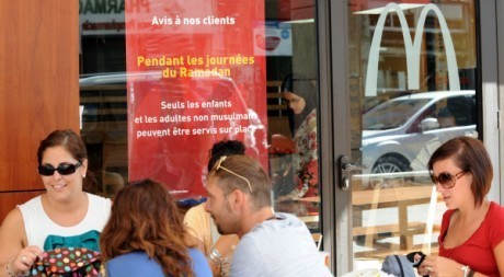 Maroc : Arrestation d'un groupe de déjeuneurs du ramadan   Islam News   Scoop.it