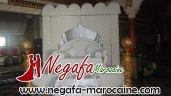 Magnifique trône de mariage modèle 2013 | Negafa à Fès | Scoop.it