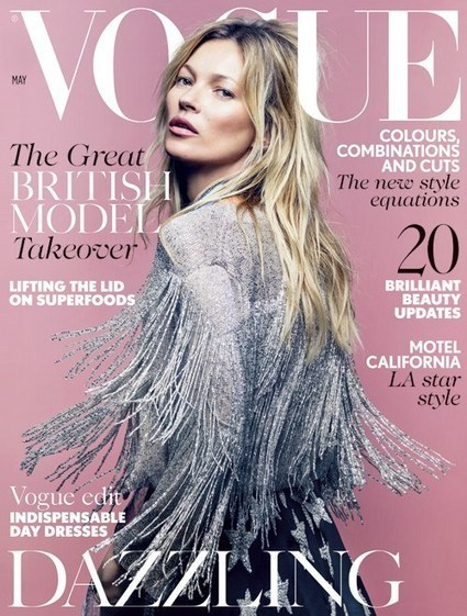 Exclusive Kate Moss For Topshop Preview | Everything is about Fashion. | Scoop.it