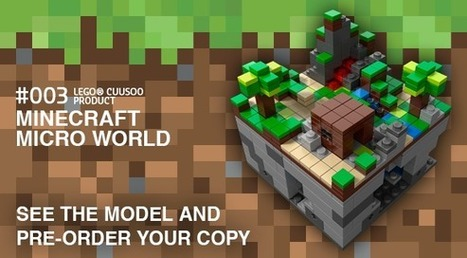 LEGO® CUUSOO | Home | Co-creation Engagement Platforms | Scoop.it