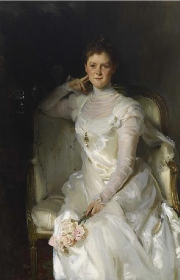 Arte XIX: Mrs. Joshua Montgomery Sears (Sarah Choate Sears)   El Arte del siglo XIX   Scoop.it