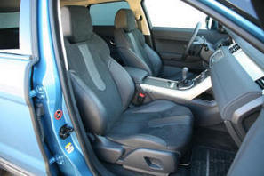 Range Rover Evoque 2.2 eD4 150 Cv Pure 4x2, prueba todocamino Range Rover | RANGE ROVER EVOQUE | Scoop.it