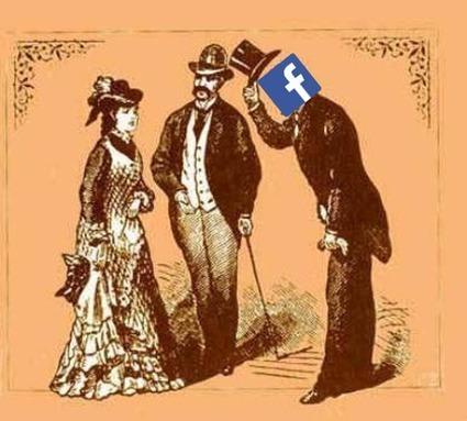 Il decalogo della Facebook etiquette | Digital Marketing News & Trends... | Scoop.it