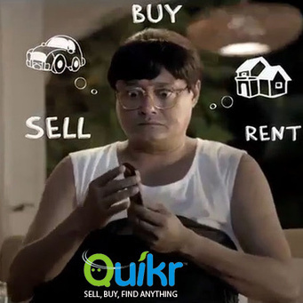 Learn from Quikr a glance on quikr marketing campaigns | Online Classifieds | Scoop.it