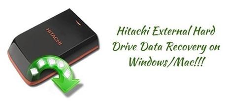 Hitachi External Hard Drive Data Recovery on Windows/Mac!!! | Rescue Digital Media | Scoop.it