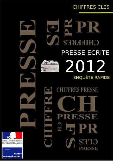 Le marché des ventes sauve la presse écrite en 2012 | DocPresseESJ | Scoop.it