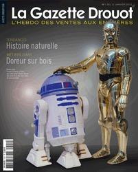 La Gazette Drouot - L'hebdo des ventes aux enchères | Vente aux encheres mobilier  design et pop culture | Scoop.it