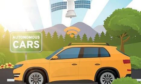 Centimeter-Level GPS Positioning for Cars | IT as a Utility Digital Economy Network | Scoop.it
