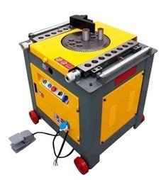 Steel Bar Bending Machine W/ Automatic Controls - Factory Price Supply for India! | Construction Equipment | Scoop.it
