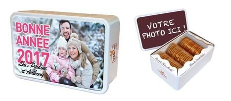 Personnalisez votre boîte de biscuits St Michel ‹ Foodly | marketing digital | Scoop.it