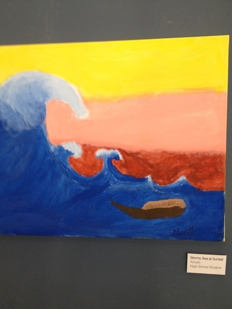 Tennessee School for the Blind Artwork on Display at Tennessee State Library and Archives | Tennessee Libraries | Scoop.it