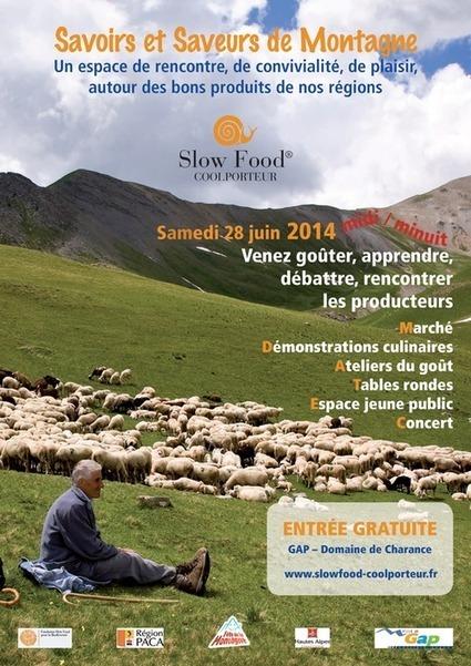 Nouvelle édition de « Savoirs et Saveurs de Montagne » | Fan de Slow | Scoop.it