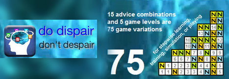 dispair - A Hard Shot For Your Brain Cells - WebAppRater | iPHONE APP REVIEWS | Scoop.it