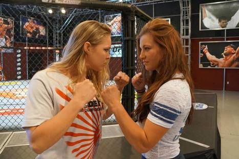 Sustituye Miesha Tate a la lesionada Cat Zingano en TUF 18 - MMA Sportcenter | muay thai | Scoop.it