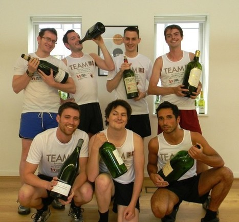 British wine merchant enters Medoc marathon in style | Vitabella Wine Daily Gossip | Scoop.it