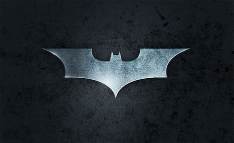 Create a Dark Knight Rises Style Wallpaper in 3 Easy Steps | Photoshop Tutorials | Scoop.it
