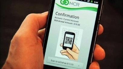 C'est pas mon idée !: Retirer de l'argent avec son mobile et un QR Code   Internet world   Scoop.it