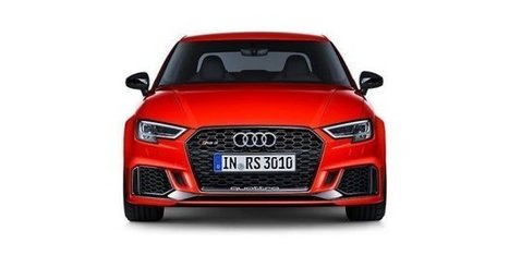 2018 Audi RS3 Sedan Dissected: Powertrain, Styling, and More - Supercar Network   The Automotive View   Scoop.it