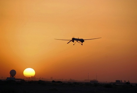CIA Drones Kill Large Groups Without Knowing Who They Are | Danger Room | Wired.com | Digital Societies of Control | Scoop.it