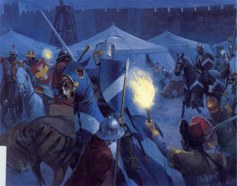 Las cruzadas de Luis IX de Francia (1248-1254) y (1270) | Mundo Historia | Las Guerras Santas | Scoop.it