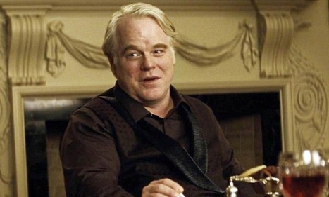 Hunger Games to use CGI technology to replace Philip Seymour Hoffman | THG and BTR | Scoop.it