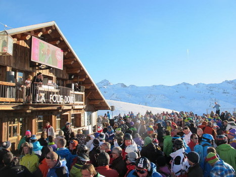 La Folie douce bientôt à Saint-Gervais / Megève | World tourism | Scoop.it