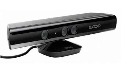 Kinect Technology Eyed For Future Laptops | Technoculture | Scoop.it