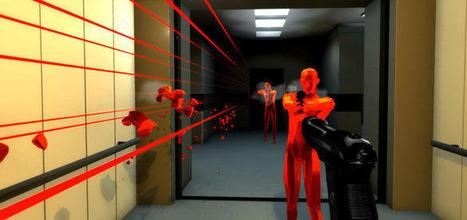 SuperHot : un nouveau FPS style Matrix débarque sur... - Hitek.fr | jeuxvideo-news | Scoop.it