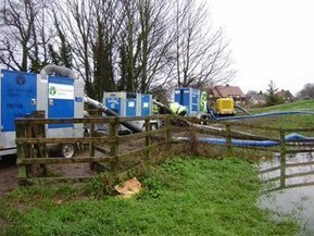 Tweet from @EnvAgencyYNE | Groundwater flooding UK | Scoop.it