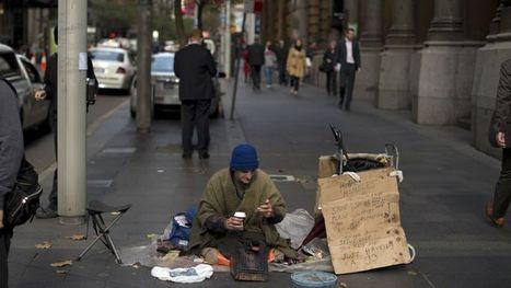 Pauvres plus pauvres et riches plus riches : où sont passées les ... - Le Figaro | Hébergement et accès au logement des personnes sans-abri ou mal-logées | Scoop.it