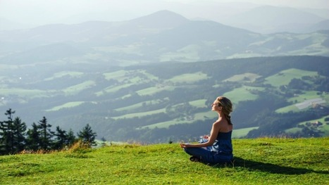 What Happens to the Brain & Body When You Meditate? | About India | Scoop.it