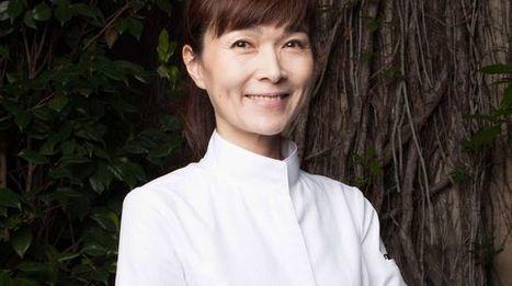 Le voyage de Fumiko Kono, du Japon à la Cour Jardin du Plaza Athénée | Gastronomie Française 2.0 | Scoop.it