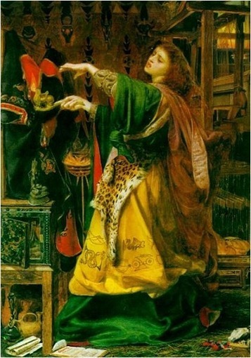 Victorian Medievalism: What happened to 'gothic' visual culture?   The Gothic Imagination   VIM   Scoop.it