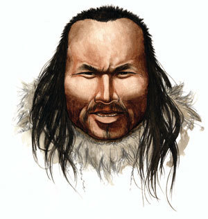 Meet Inuk – full genome of ancient human tells us about his hair, eyes, skin, teeth, ancestry and earwax | Inuit Nunangat Stories | Scoop.it