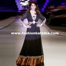 Madhuri Dixit Style Black Anarkali | Big sale at Fashionkafatka.com!!! | Scoop.it