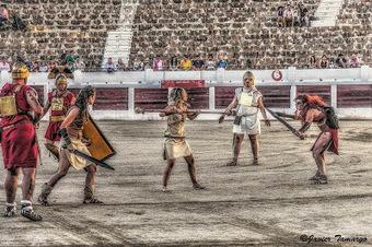 Primera tanda de fotos de Javier Tamargo de los II Juegos Ibero-Romanos | Cástulo, capital de Oretania | Scoop.it