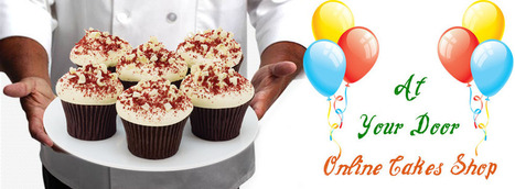 Online Cakes Shop At Your Door Steps: Just a Click Away   Myfloralkart.com   Scoop.it