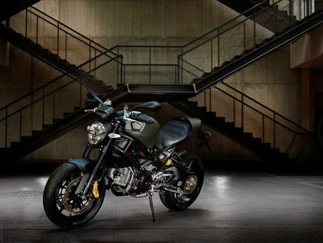 DUCATI MONSTER 1100 EVO by DIESEL | Motorcycle | Scoop.it
