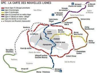 Feu vert pour le métro du futur | Economicus | Scoop.it