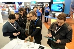 Samsung's Next Galaxy Tab To Run On Intel Chips | Euclidesdacunha | Scoop.it