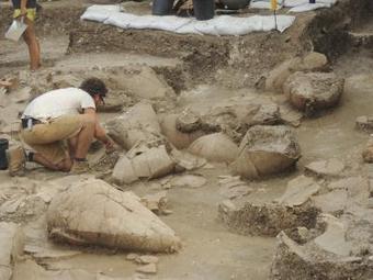 Des archéologues découvrent une cave à vin âgée de 3700 ans - Science et Vie | Institutions et associations arts et archéologie Wallonie-Bruxelles-Belgique-Europe | Scoop.it