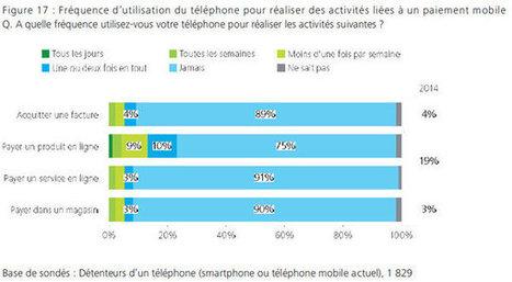 Pourquoi le m-paiement en magasin ne parvient pas à s'installer en France | Actualités et tendances dans le e-commerce | Scoop.it