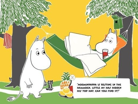 Moomin and the LostBelongings - App Review - Geeks With Juniors | Sitä sun tätä, this and that | Scoop.it