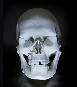 3D Printing the Skull of King Richard III | Innovación Medica | Scoop.it