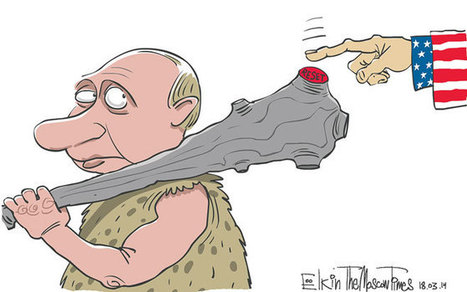"""How the West Encouraged Putin's Aggression 