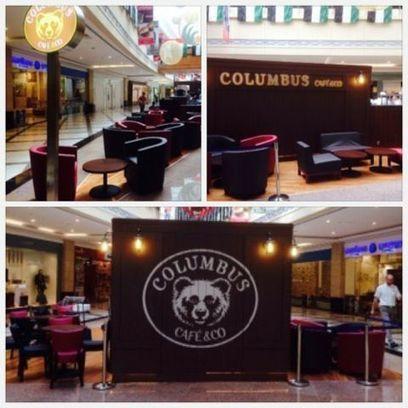 Columbus Café renforce sa présence dans la péninsule Arabique - Toute-la-Franchise.com (Communiqué de presse)   Stages   Scoop.it