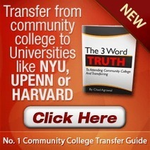 How To Get Community College Transfer Scholarships | Engineering Degrees and College Transfer | Scoop.it