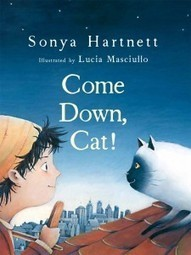 My Little Bookcase | Blog | Book Review: Come Down, Cat! by Sonya Harnett and Lucia Mascuillo : A love of reading starts with one special story | Books Books Books | Scoop.it