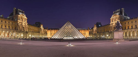 Le musée du Louvre organise une soirée Facebook avec ses fans   Culture & Numérique   Scoop.it
