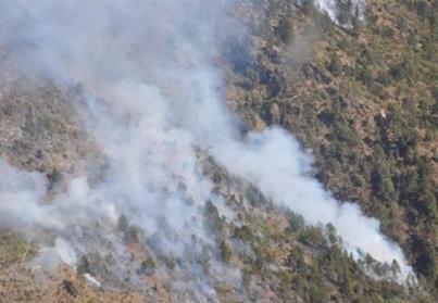 Incendios forestales aumentan en territorio nacional - SIGLO21.com.gt | Globalizacion y Territorio | Scoop.it